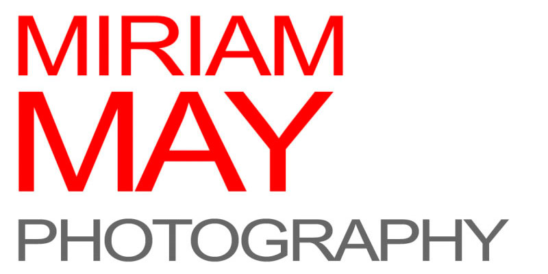 Miriam May - Photography | Logo